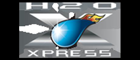 h2o xpress logo