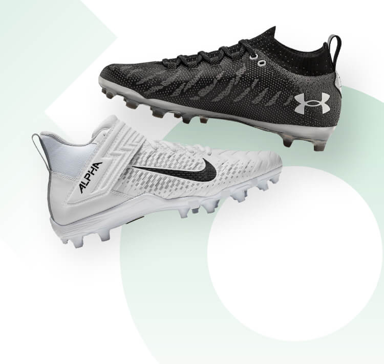 shop football cleats