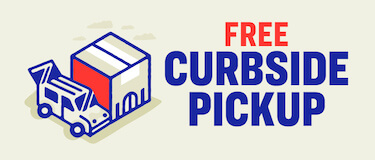 pick up your order curbside
