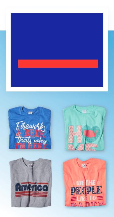 shop patriotic wear