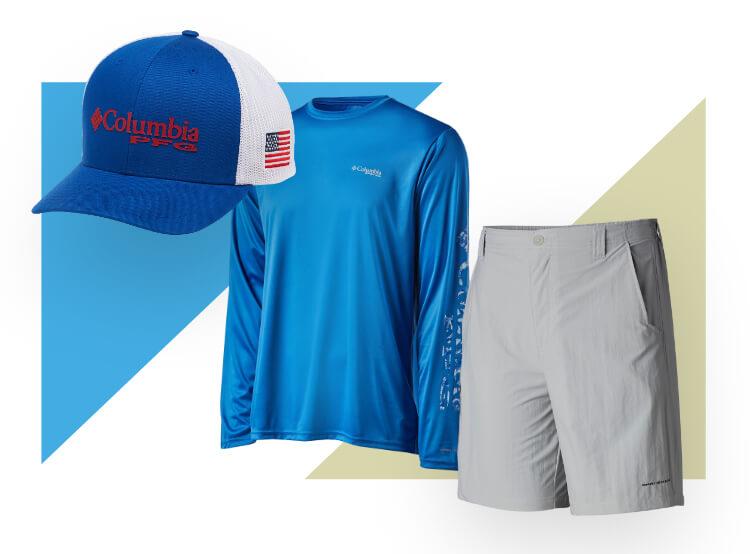 shop columbia apparel