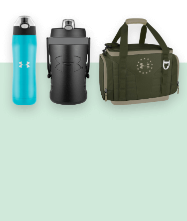 shop under armour coolers and drinkware