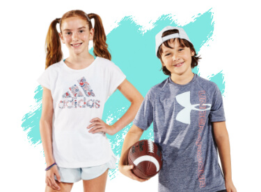25% off kids clothing - select styles