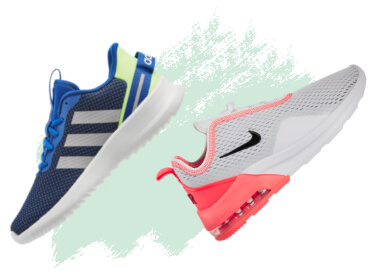 25% off kids shoes - select styles