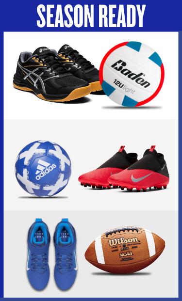shop fall sports