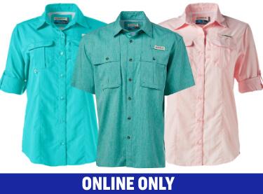 shop magellan fishing shirts