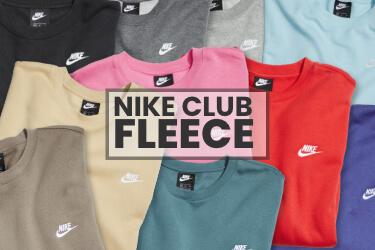 shop nike fleece