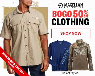 shop magellan outdoors BOGO