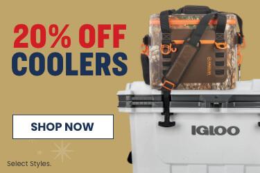 shop coolers
