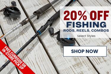 shop fishing deals