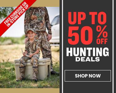 shop hunting deals