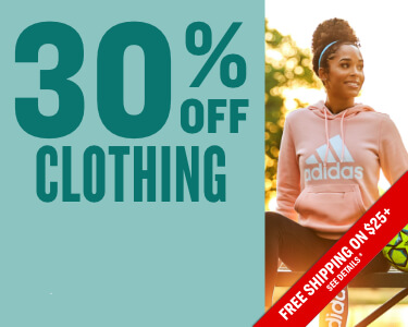 shop 30% off clothing