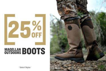shop magellan boots