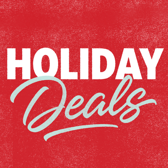 Click to see Holiday Hot Deals products