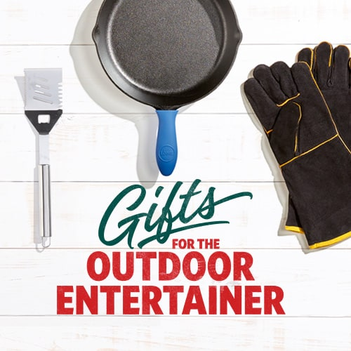 For the Outdoor Entertainer