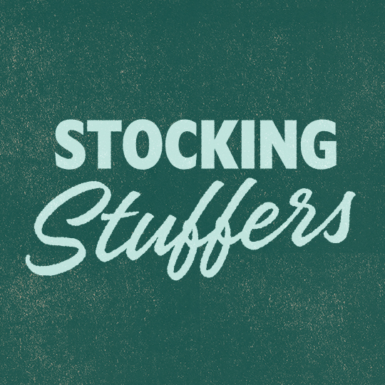 Click to see Stocking Stuffers products