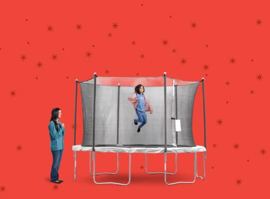 2020 Christmas Trampoline Gift Guide