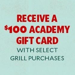 BBQ Gift Card Promo