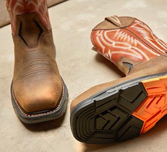 academy ariat steel toe boots cheap online