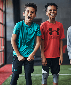under armor shirts for kids