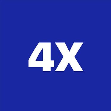 4X Hoodies + Sweatshirts